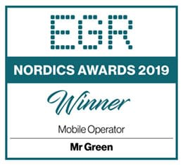 EGR Nordics Awards, Mobile Operator Winner 2019