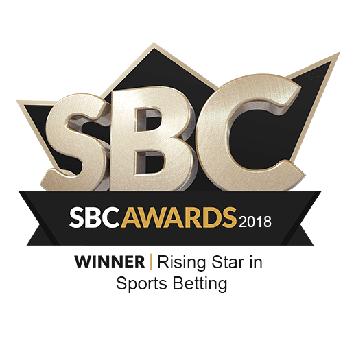 SBC - Rising Star in Sports Betting Winner 2018