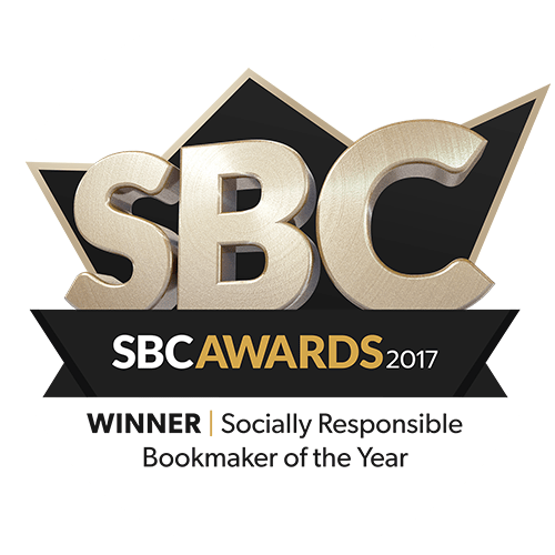 SBC - Socially Responsible Bookmaker Winner 2017