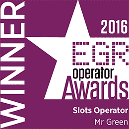 EGR Nordics Awards, Slots Operator Winner 2016
