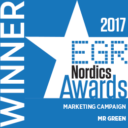 EGR Nordics Awards, Marketing Campaign Winner 2017
