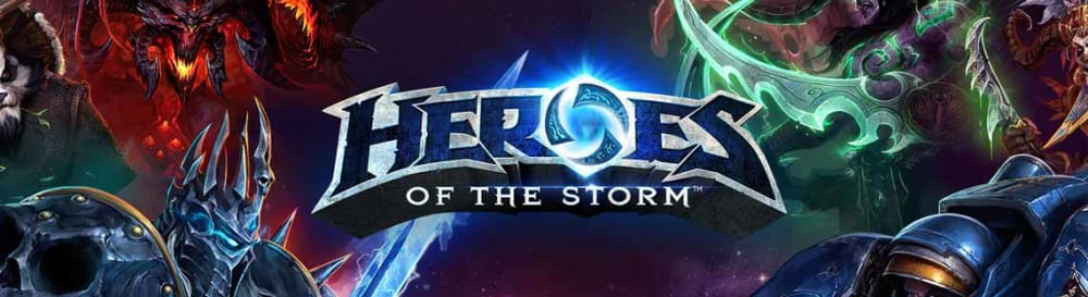 Play heroes of the storm