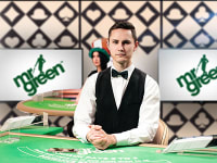 Mr Green Live Blackjack 1
