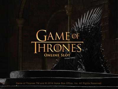 Game of Thrones 243 Ways