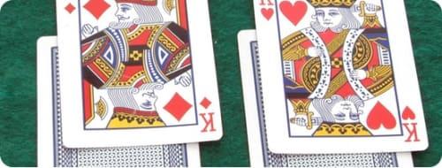 Blackjack Pair Splitting strategy