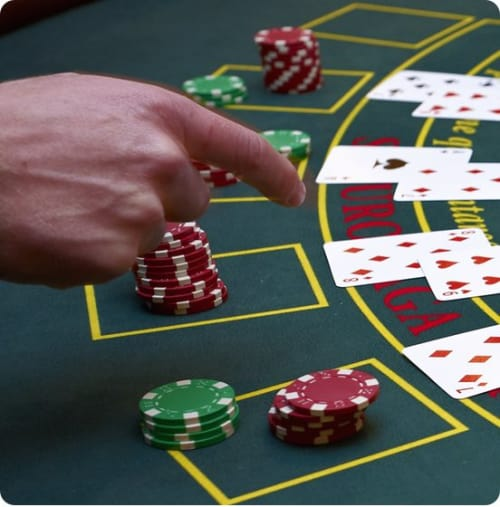 Players advantages blackjack