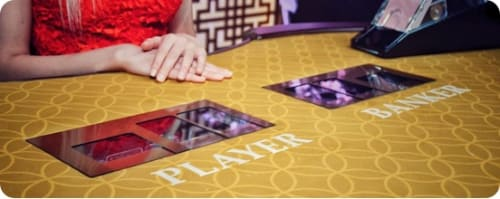 How baccarat is played
