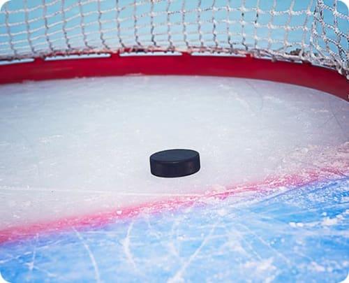 ice-hockey goals