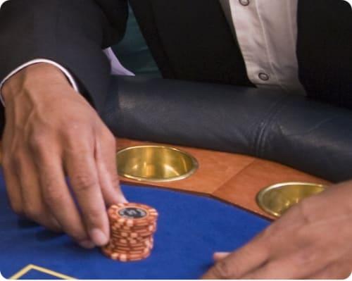 Blackjack surrender conclusion
