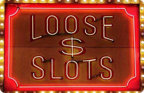 loosing on slots