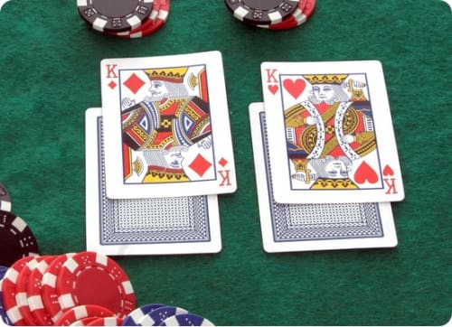 Blackjack pair splitting use