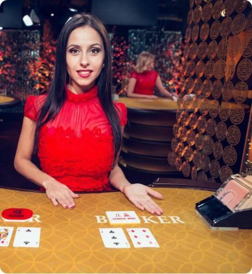 live casino mr green baccarat