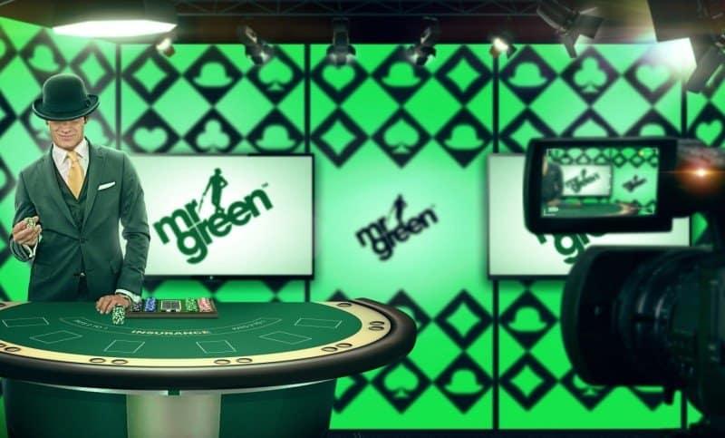 LIVE Casino-välkomsterbjudande