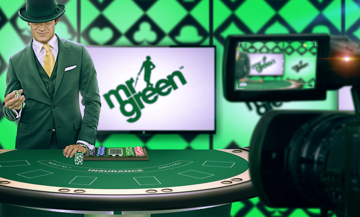 Mr Green - Award winning Online Casino