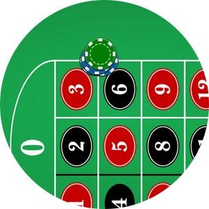 Roulette Six Line
